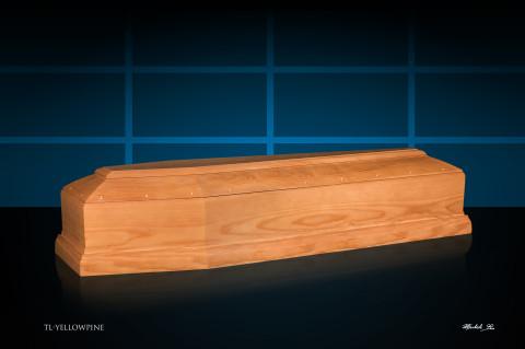 Essenza: Yellow Pine. Lungh. Est. 200,00 – Largh. Est. 65,50 – Alt. Est. 44,50 Lungh. Int. 190,00 – Largh. Int. 55,00 – Alt. Vas. 27,50 Cofano di prezzo interessante che però mette a disposizione Linee e finiture di gamma alta con un legno altamente scenografico.